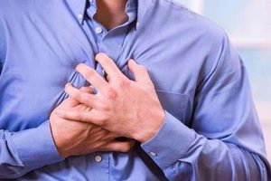 Any kind of chest pain and it is not right to ignore it